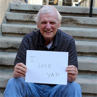 YAP Mourns Loss of Beloved Founder
