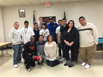 MLB Pitcher Surprises YAP Youth in TX