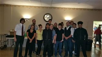 Orange County YAP Youth Serve Dinner at Elks Lodge
