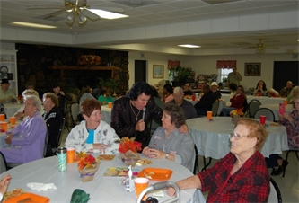 Walker County Gives Back to Senior Citizens