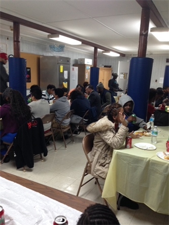 Middlesex County Provides Thanksgiving Dinner