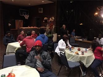 Philadelphia YAP Hosts Thanksgiving