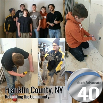 Franklin County Rebuilds House