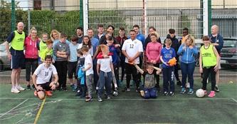 Street Soccer Cross Cultural Exchange