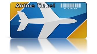 Airline Ticket Raffle