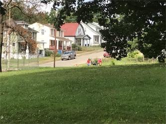 Roanoke (VA) Gives Back:  Park Cleanup