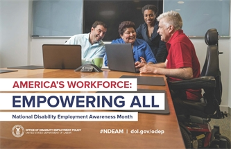 Celebrating National Disability Employment Awareness Month