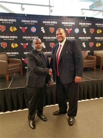 Chicago Sports Franchises Continue Alliance for Second Year to Address Violence