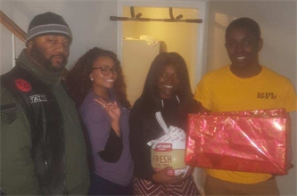 Youth Advocate Programs (YAP), Inc. Delivers Holiday Love