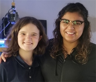 With Generosity of Empire Beauty School in Thornton, Colorado, Youth Advocate Programs (YAP) Inc. Helps a Young Girl Healing from Grief-Related Trauma