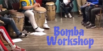 Bomba Workshop Helps New Brunswick Justice System-Involved Youth See How they Connect Culturally
