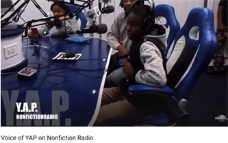 Newark-Area YAP Participants Create Multi-media Radio Program Pilot