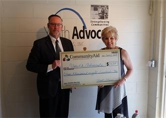 Community Aid Donates to Adams PA Employee Efforts