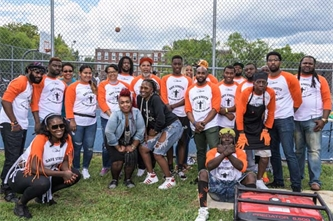 Baltimore YAP Introduces New Penn North Safe Streets Team at Community Resource Fair