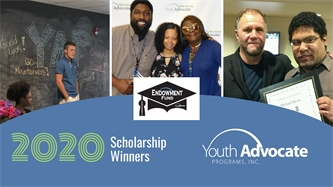 Scholarship Supports Participants in Alternative to Youth Incarceration/Residential Placement Programs