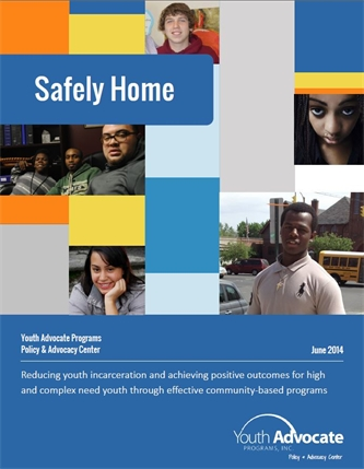 New YAP Juvenile Justice Report Garners National Attention