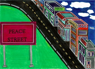 Dauphin County PA YAP Readies for Peace Street