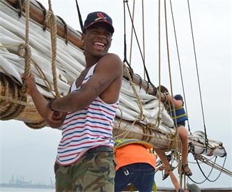 NJ Youth Set Sail