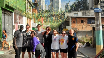 YAP Youth Competes in Street Soccer World Cup