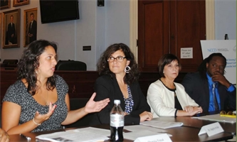 Congressional Briefing Panelists Continue the Discussion on Community-Based Alternatives
