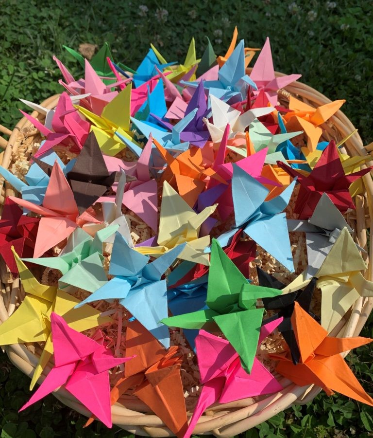 1000 Cranes for Peace