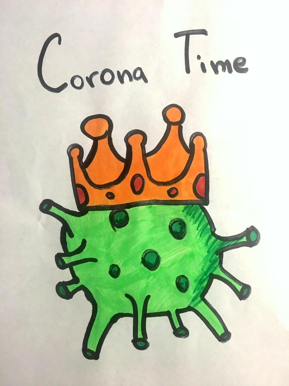 It's #CoronaTime