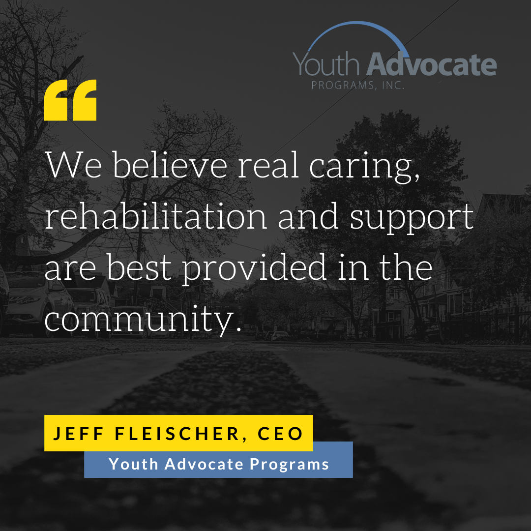 Youth Advocate Programs (YAP), Inc. Joins Call to Action for Protecting Incarcerated Youth from COVID-19